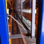cloison grille antichute rack palette