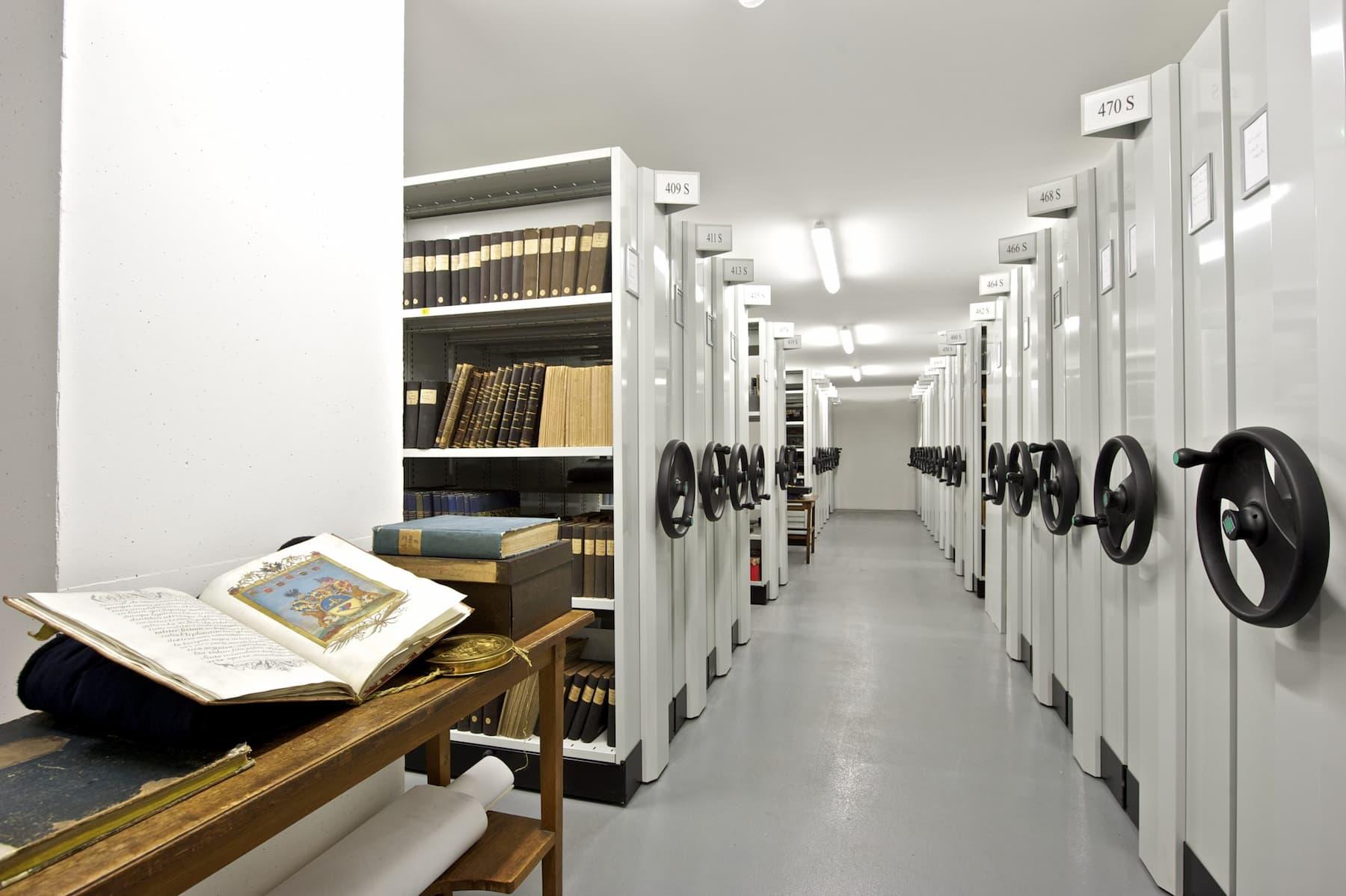 rayonnage bibliotheque